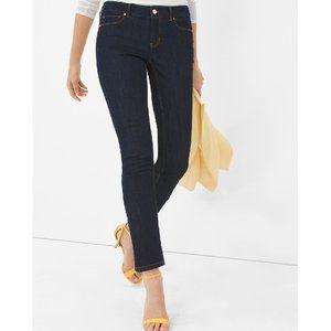 White House Black Market Curvy Skimmer Jeans